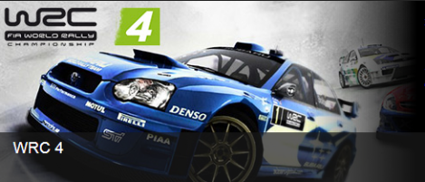 Игра ралли для руля wrc 4 world rally chionship
